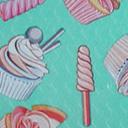 Cupcake & Fuchsia