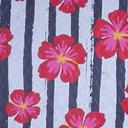 Flower & Navy