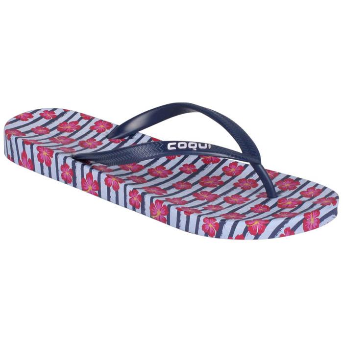 2eb349b3c00c Women s Flip-Flops - KAJA 1327 - Flower   Navy